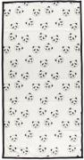 Håndklæde fra Småfolk - Panda (50x100)