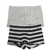 Esprit 2-pak Heritage Shorts Grey * Gratis Fragt *