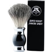 Shaving Brush,  Beard Monkey Barberskraber & Barberblade
