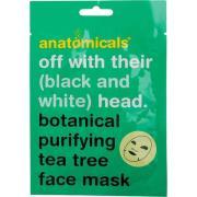 Botanical Tea Tree,  Anatomicals Ansigtsmaske