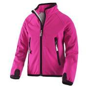 Soft shell jakke fra Reima - Wallpass - Pink