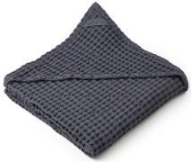 Badeslag fra Liewood - Waffle Stone Grey (100x100)