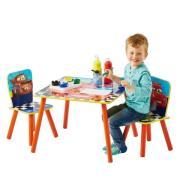 Disney Biler 3 Lynet McQueen bord med stole