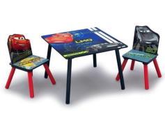 Disney Biler 3 bord med stole