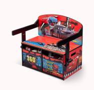 Disney Biler 3-i-1 bænk / bord / opbevaring