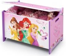 Disney Prinsesser Træ Legetøjs Kiste v2