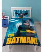 Lego Batman Movie Sengetøj 2i1 design