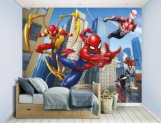 Spiderman tapet 243 x 305 cm