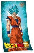 Dragonball Badehåndklæde - 100 procent bomuld