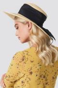 MANGO Riviera Hat - Beige