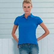 Russell F 100% Cotton Durable Polo * Gratis Fragt *