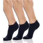Calvin Klein 3-pak Cotton Low Sock * Gratis Fragt *