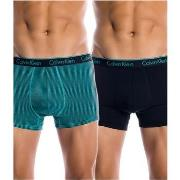 Calvin Klein 2-pak CK One Trunk Striped Black * Gratis Fragt *