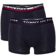 Tommy Hilfiger 2-pak Reverse Waistband Trunk * Gratis Fragt *