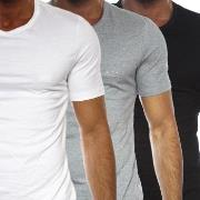 Hugo Boss 3-pak Cotton Classic Crew Neck T-shirt * Gratis Fragt *