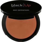 Matte Definition Foundation  blackUp Foundation