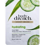 Hydrating Sheet Mask,  Body Drench Ansigtsmaske