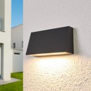 BEGA 22261K3 væglampe grafit 3000 K 17,5 cm