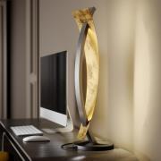 LED-bordlampe Marija i sort