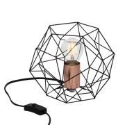 Synergy - interessant designet bordlampe