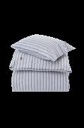 Sengesæt Striped Poplin Set