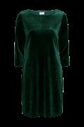 Velourkjole viSienna Dress