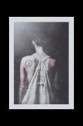 Plakat Peace 21x30
