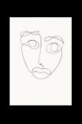 Plakat The Mask 50x70