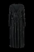 Maxikjole onlRebecca L/S Glitter Maxi Dress