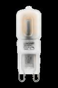 Pære G9 LED Klar 2,5 W