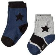 Molo Nitis 2-Pack Socks Infinity 17-19 (6-9 mdr)