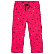 Kenzo Tracksuit Pants Hot Pink 12 years