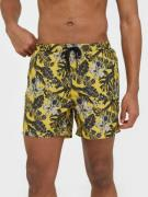 Only & Sons Onsted Swim AOP2 Gd 6137 Badetøj Gul