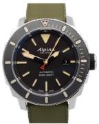 Alpina Seastrong Herreur AL-525LGG4V6 Sort/Gummi Ø44 mm