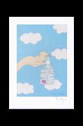Plakat Clean Sky