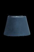 Lampeskærm Oval Velour 20 cm
