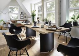 BODAHL Extreme plankebord - olieret egetræ, m. udtræk 240 ...