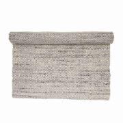 BLOOMINGVILLE gulvtæppe - natur uld/jute, rektangulær (183...