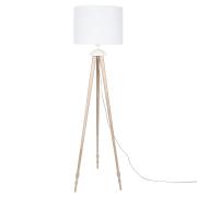 Globen Lighting-Anastasia Gulvlampe, Natur