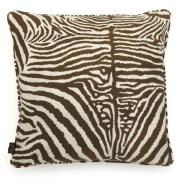 House of Hackney-Equus Cushion Large, Cocoa