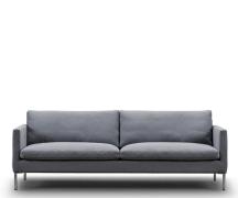 Juul 903 Sofa - Grå Prix 06 Stof - L: 210cm