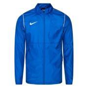 Nike Regnjakke Repel Park 20 - Blå/Hvid Børn